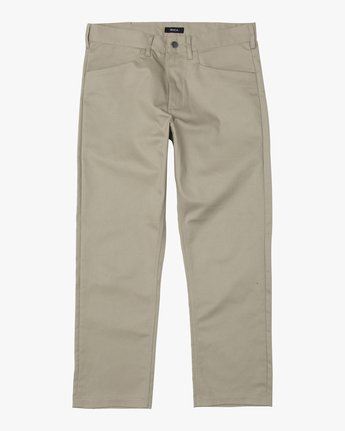 1 NEW DAWN MODERN STRAIGHT FIT PANT Beige M3073RPR RVCA