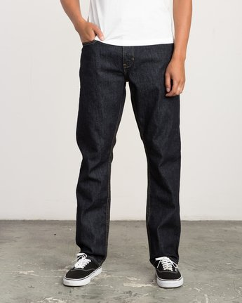 STAY RVCA DENIM  M307QRSR