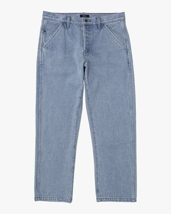 0 AMERICANA RELAXED FIT DENIM Blue M3093RAC RVCA
