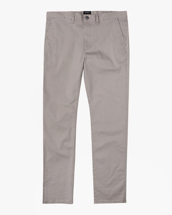 6 DAGGERS SLIM fit PANT Purple M309QRDC RVCA