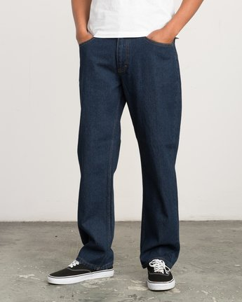 REYNOLDS JEAN II DENIM M310QRAR