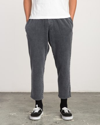 1 Matador Pigment Fleece Sweat Pants  M312QRMA RVCA