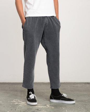 5 Matador Pigment Fleece Sweat Pants  M312QRMA RVCA