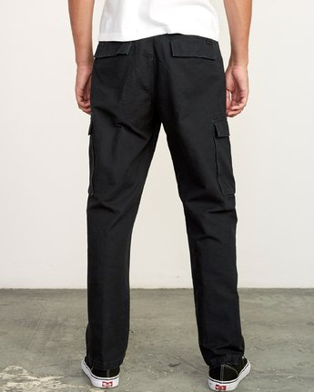 1 Americana relaxed fit Cargo Pant Black M312VRCA RVCA