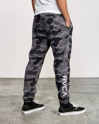 4 Kane Swift Sweat Pant Black M315VRKS RVCA