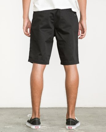4 Week-End Shorts Black M3211WES RVCA