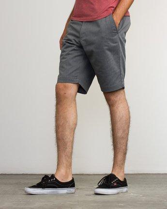 2 Week-End Shorts Grey M3211WES RVCA