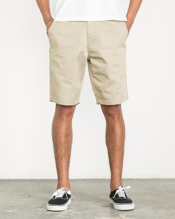 1 Week-End Shorts Beige M3211WES RVCA
