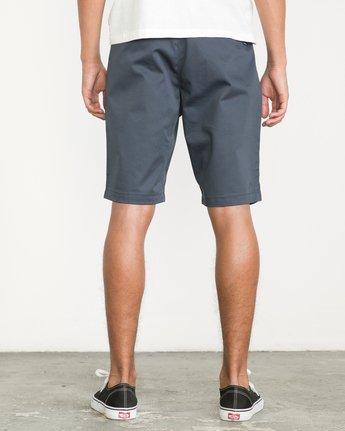 4 Week-End Shorts Blue M3211WES RVCA