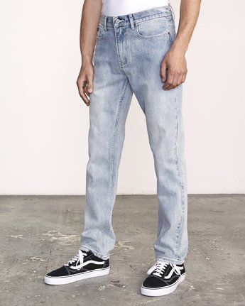 2 WEEKEND STRAIGHT FIT Denim Beige M323VRWK RVCA