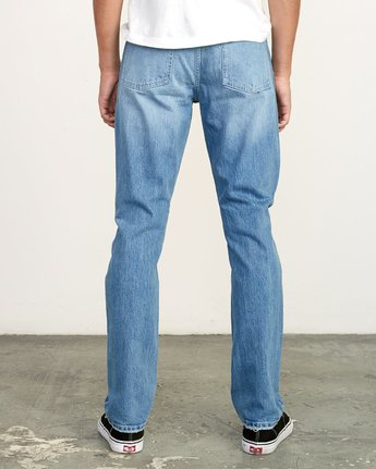 4 week-end STRAIGHT FIT Denim Grey M323VRWK RVCA