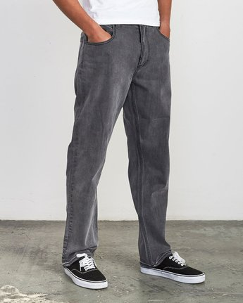 6 WEEKEND STRAIGHT FIT Denim Grey M323VRWK RVCA
