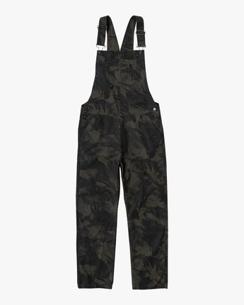 0 CHAINMAIL RELAXED FIT OVERALL Black M3263RNH RVCA