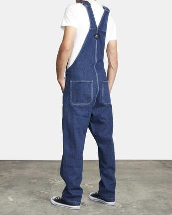 5 NAILHEAD RELAXED FIT OVERALL 3 Multicolor M3273RNH RVCA