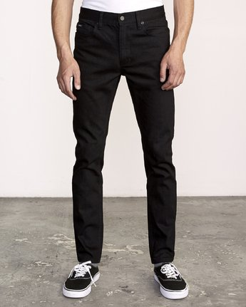 RVCA ROCKERS DENIM  M329VRRD