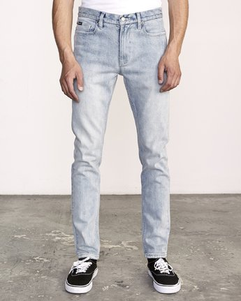 RVCA ROCKER DENIM  M329VRRD