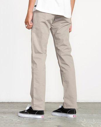 2 Stay RVCA Straight Fit Pants Green M3306SRP RVCA