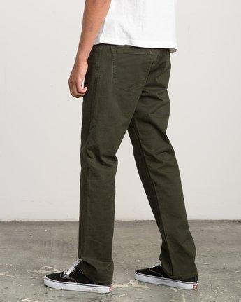 2 Stay RVCA Straight Fit Pants Camo M3306SRP RVCA