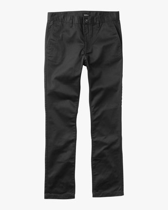 5 Week-End Pants Black M3307WEP RVCA