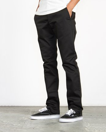 1 Week-End Pants Black M3307WEP RVCA