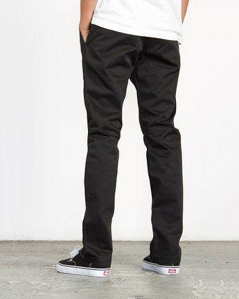 2 Week-End Pants Black M3307WEP RVCA