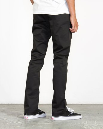 3 Week-End Pants Black M3307WEP RVCA