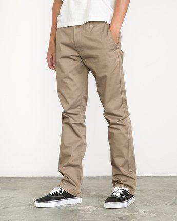 1 Week-End Pants Green M3307WEP RVCA
