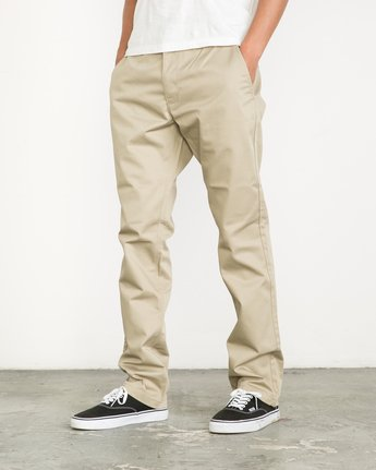 1 Week-End Pants Green M3307WEP RVCA