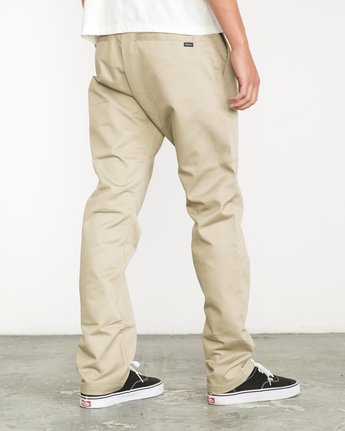 2 Week-End Pants Green M3307WEP RVCA