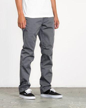 2 Week-End Pants Multicolor M3307WEP RVCA