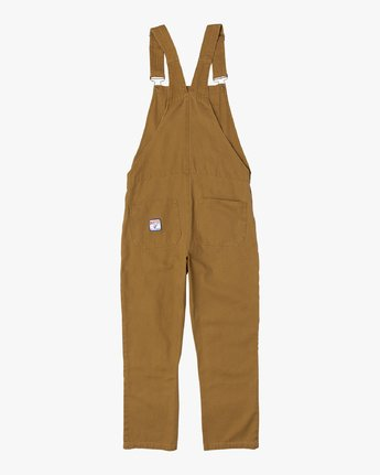 5 MATTY'S OVERALL Brown M332WRMO RVCA