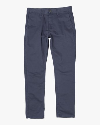 1 DAGGERS SLIM FIT CHINO pant Blue M3443RDC RVCA