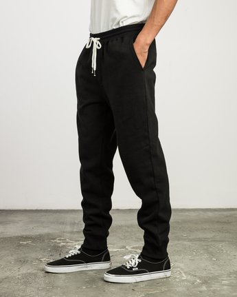 2 Christian Hosoi Sweat Pant Black M350SRHS RVCA