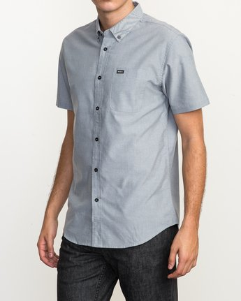 2 That'll Do Oxford Shirt Multicolor M3514TDS RVCA