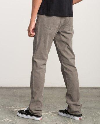 2 Daggers Pigment Corduroy Jeans Multicolor M352QRDC RVCA