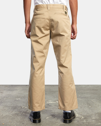 9 AMERICANA RELAXED FIT CHINO PANT Beige M3583RAC RVCA