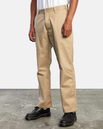 10 AMERICANA RELAXED FIT CHINO PANT Beige M3583RAC RVCA