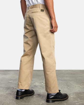 11 AMERICANA RELAXED FIT CHINO PANT Beige M3583RAC RVCA