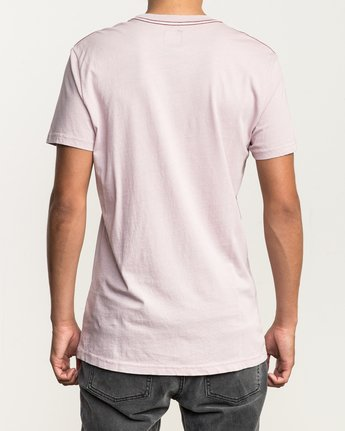 3 Ptc 2 Pigment T-Shirt Pink M3910PTC RVCA