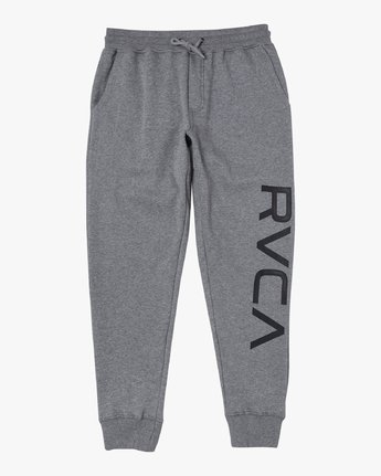 8 BIG RVCA SWEATPANT Grey M3983RBR RVCA