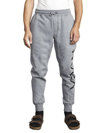 0 BIG RVCA SWEATPANT Grey M3983RBR RVCA