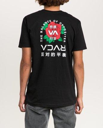 4 Roze T-Shirt  M401PRRT RVCA