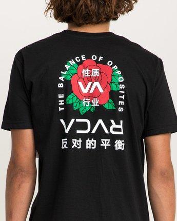 5 Roze T-Shirt  M401PRRT RVCA