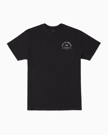 1 City Of Angels T-Shirt  M401SRCA RVCA