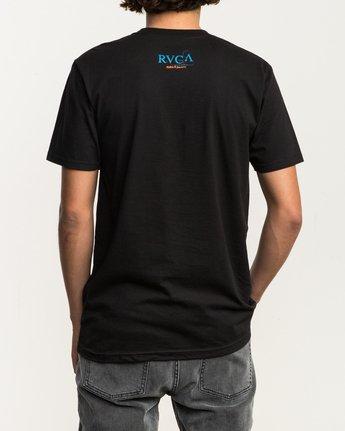 4 Mesopotamia T-Shirt Black M401SRME RVCA