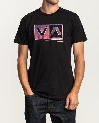 1 Riso Box T-Shirt  M401SRRI RVCA