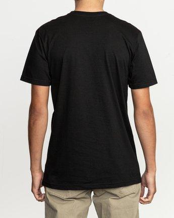 3 Balance Box T-Shirt  M401TRBA RVCA