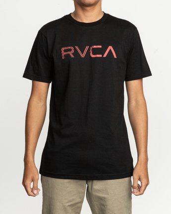 1 Blinded T-Shirt Black M401TRBL RVCA