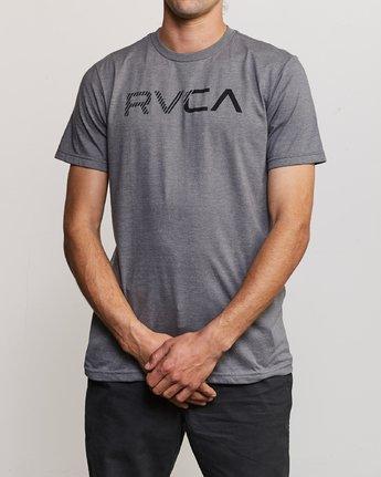1 Blinded T-Shirt Grey M401TRBL RVCA
