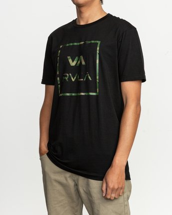 2 Fill All The Way T-Shirt  M401TRFI RVCA